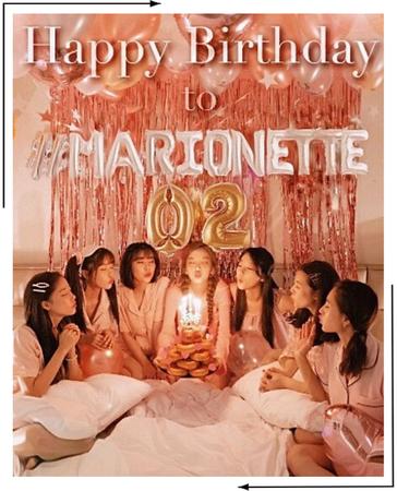 MARIONETTE (마리오네트) 2nd Anniversary of Marionette | ❝𝐖 𝐈 𝐒 𝐇❞ - FESTA 2020