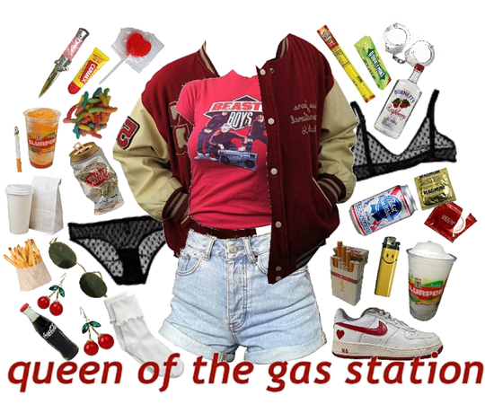 take me to the gas station :)