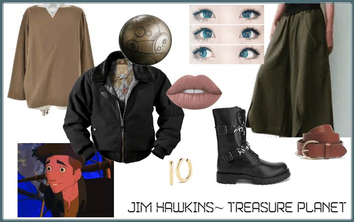 Jim Hawkins Cosplay