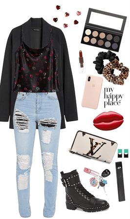 Weekend Style - Dark & Cute