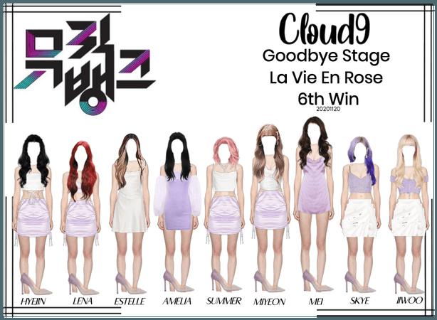 Cloud9 (구름아홉) | Music Bank | 6th Win | 20201120