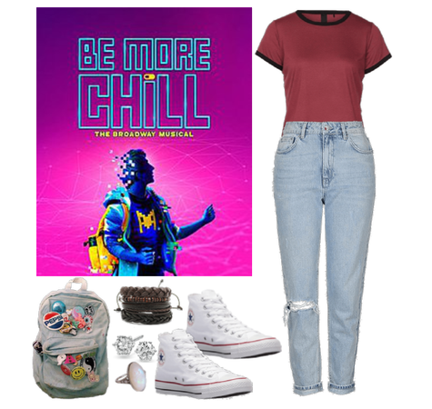 [ Be More Chill ]