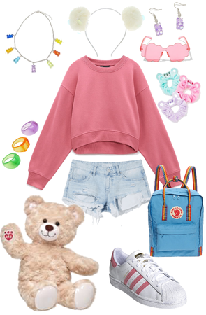 Build-a-Bear Date/Outing 🐻