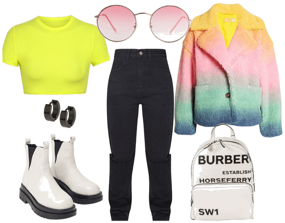 Aurora: High Low Fashionista