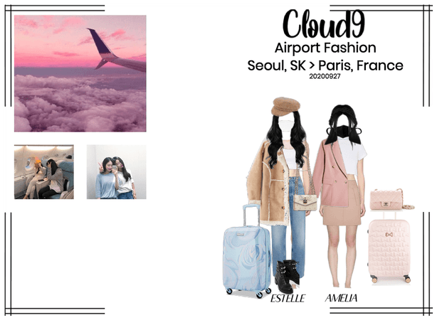 Cloud9 (구름아홉) | Airport Fashion | 20200927