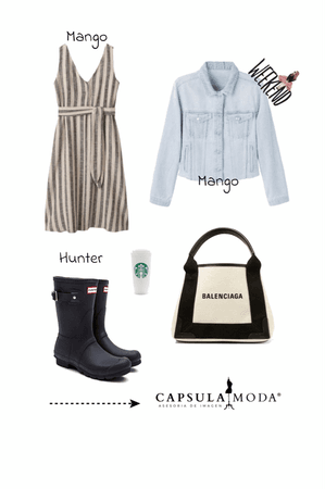 outfit lluvia