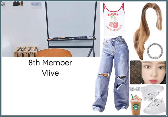 8th Member of BTS VLive