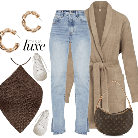 Casual style x LV