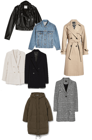 must have jackets and coats
