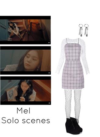 Secret MV- Mel solo scenes