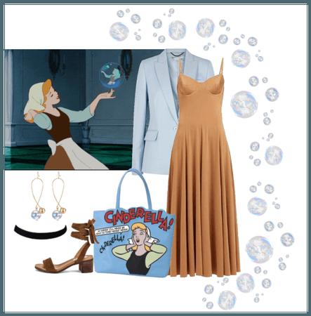 Disney Bound: Cinderella
