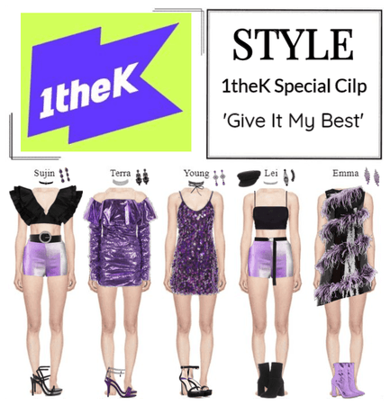 STYLE 1theK Special Cilp