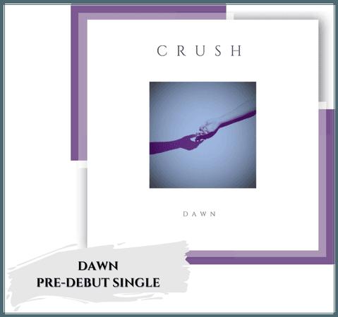 𝓓𝓐𝓦𝓝 | 'CRUSH' | PRE-DEBUT SINGLE