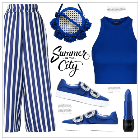 Summer In The City!