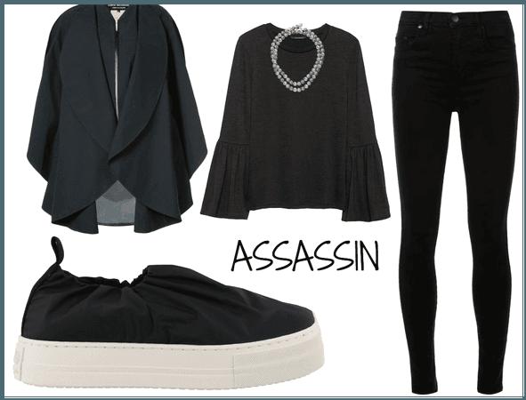 Class: Assassin