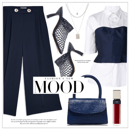 Fashion's New Mood!