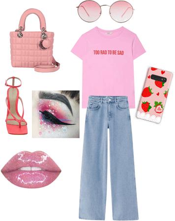 pink thing💖💖