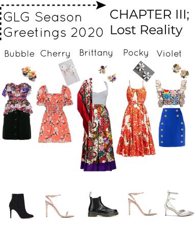 GLG Season Greetings 2020 Chapter III; Lost Reality