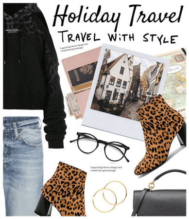 Holiday Travel Style