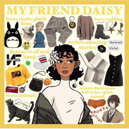 MY FRIEND DAISY