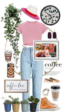 ☕️ Mornings at the Corner Café ☕️