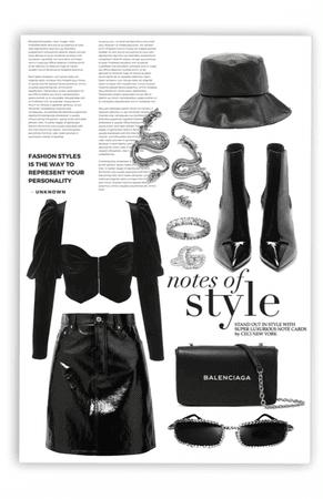 like a fashion magazine
