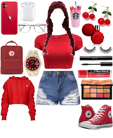    Red Fit    🎈🍒❤️