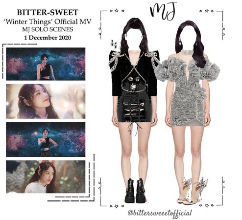 BITTER-SWEET [비터스윗] (MJ) 'Winter Things' Official MV 201201