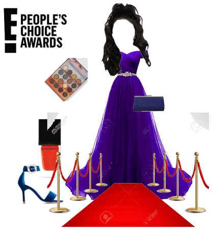People's Choice Award Outfit