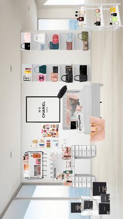 Chanel room