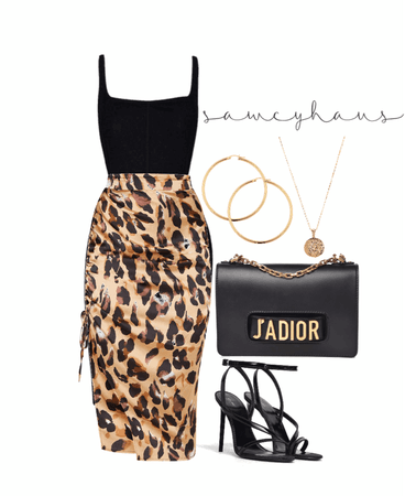 Leopard Sawce.