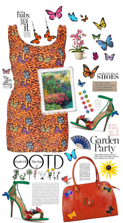 #OOTD Butterfly Strong!