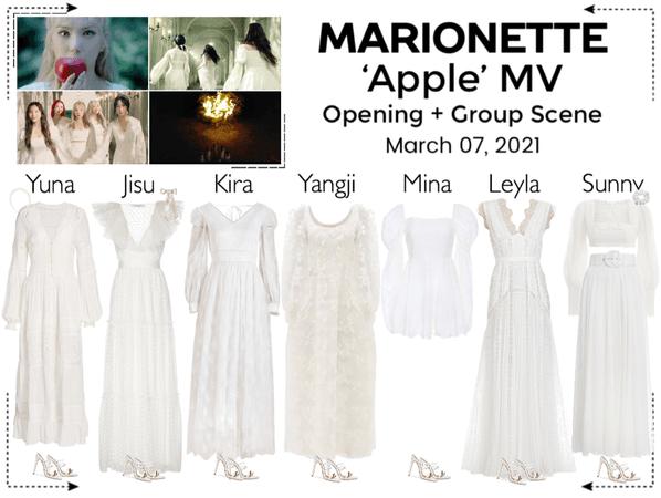마리오네트 (MARIONETTE) - 'Apple' Music Video