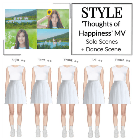 STYLE 'Thoughts of Happiness' MV