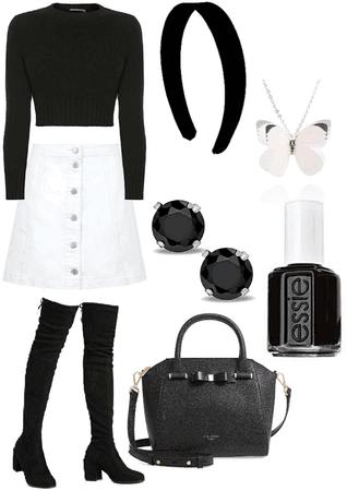 black modern