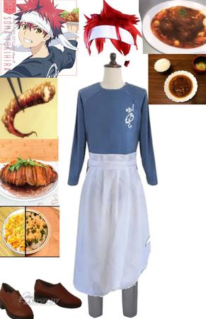Food Wars: Soma Yukihira