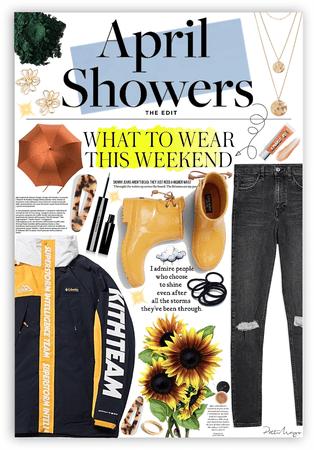 April Showers 🌧