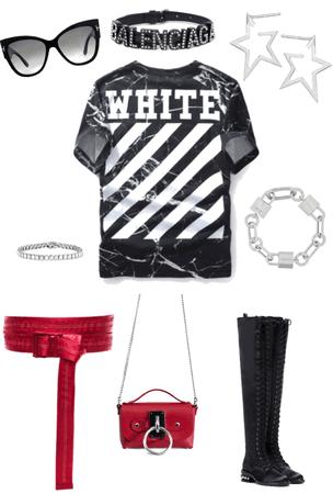 Coachella emo fashionista