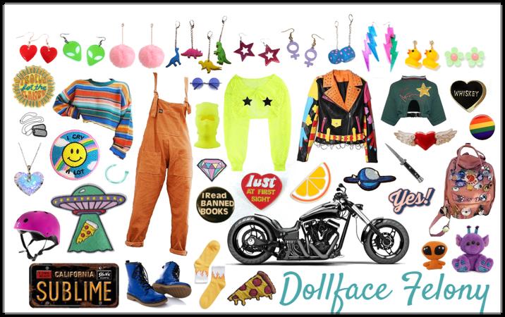 Killjoy OC Dollface Felony