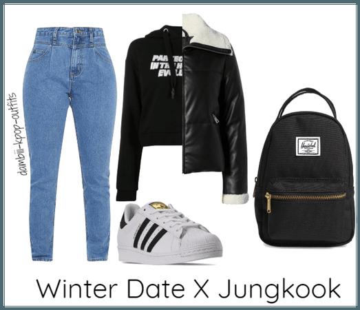 Winter Date X Jungkook
