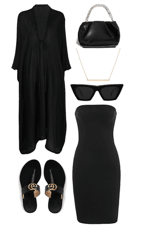 Summer holiday evening fit 5