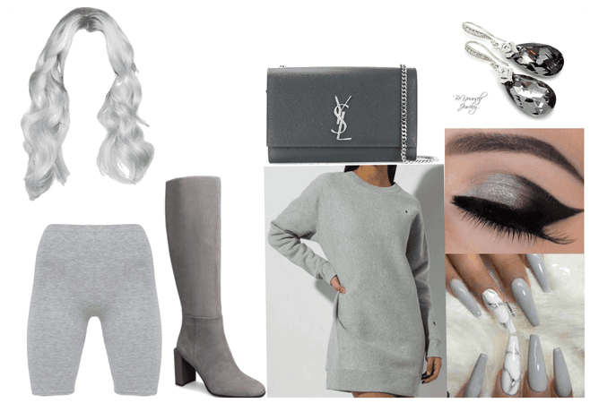 cozy and fall with a bit glam