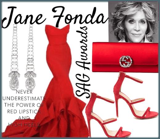 Jane Fonda-Grace and Frankie