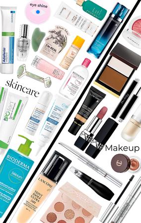 Skincare|Makeup Bag