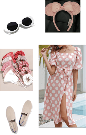 Disney Minnie outfit