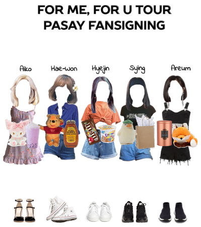 For Me, For U Tour Pasay Fansigning