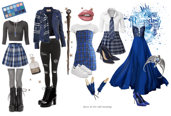 Ravenclaw Lookbook