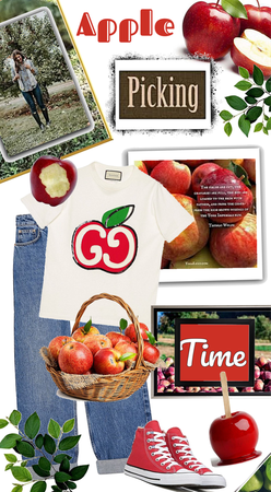 Apples Are Ripe for Picking!