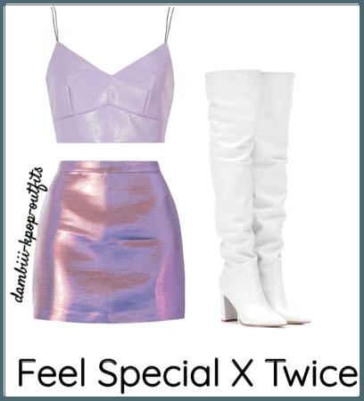 Feel Special X Twice
