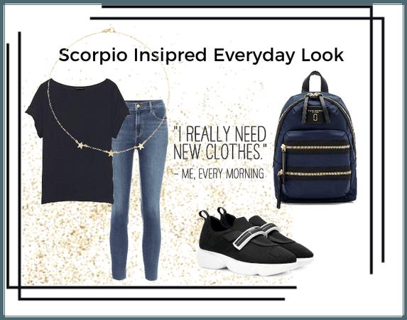 Everyday #OOTD: Scorpio Look